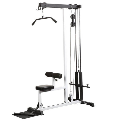 York Barbell 48051 FTS Lat Pull-Down Machine