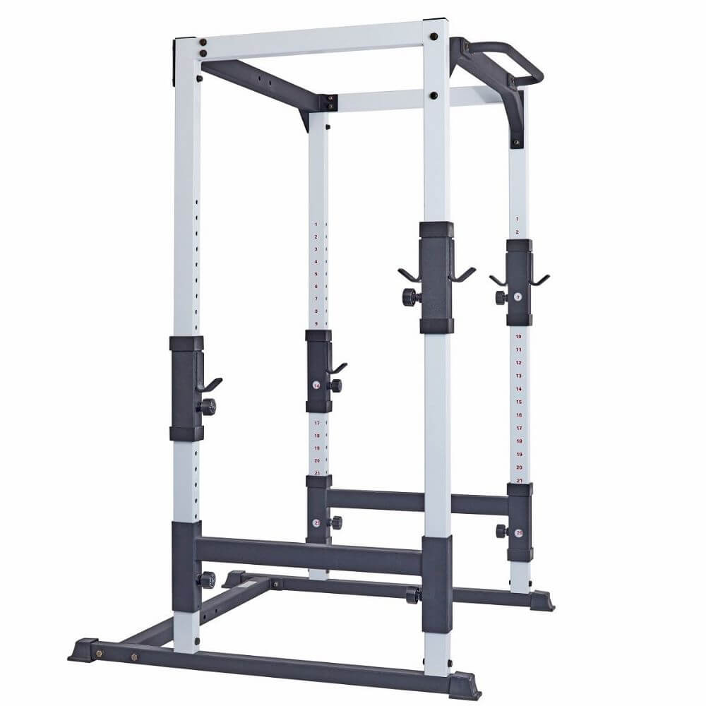 York Barbell 48053 FTS Power Cage