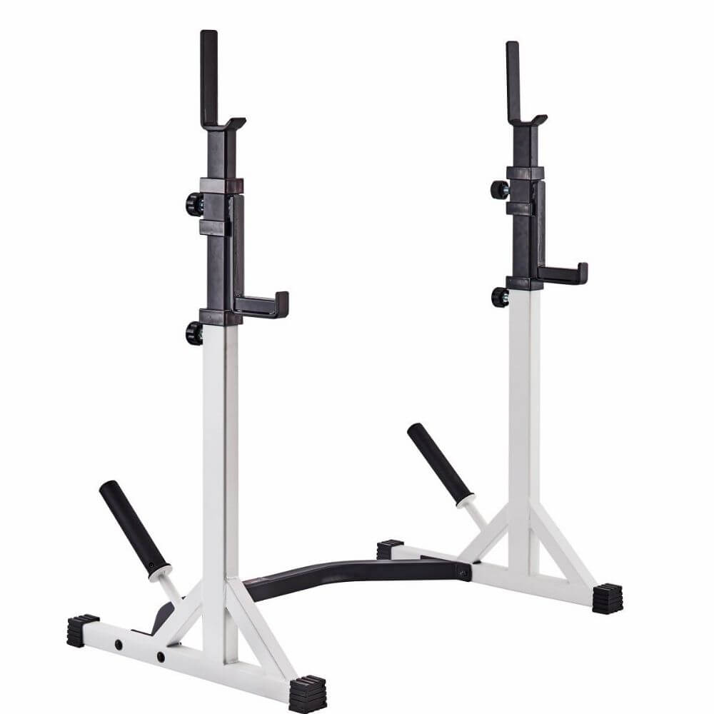 York Barbell 48057 FTS Press Squat Stands