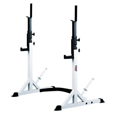 Image of York Barbell 48057 FTS Press Squat Stands 3D View