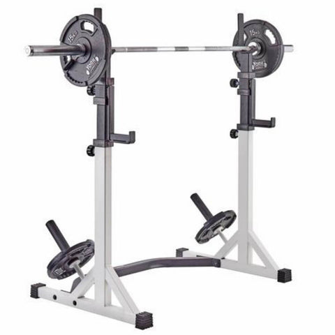 Image of York Barbell 48057 FTS Press Squat Stands High