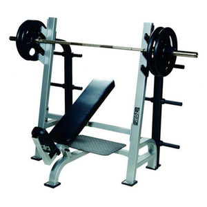 York Barbell 54038 STS Olympic Incline Bench
