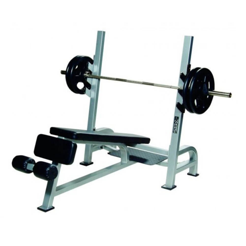 York Barbell 54039 STS Olympic Decline Bench