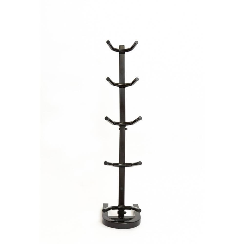York Barbell  65101 Vertical Medicine Ball Display Stand