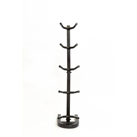Image of York Barbell  65101 Vertical Medicine Ball Display Stand