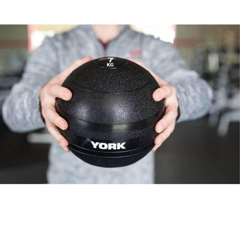 Image of York Barbell 65205 Slam Ball Front