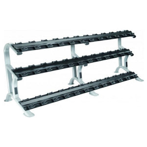 York Barbell 69047 ETS Three Tier Dumbbell Rack