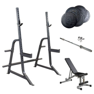 Powerline PMP150 Gym Package
