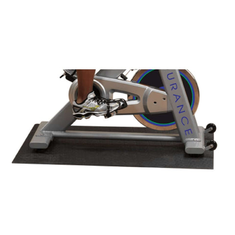 Image of Body-Solid Rubber Bike Mat RF34B