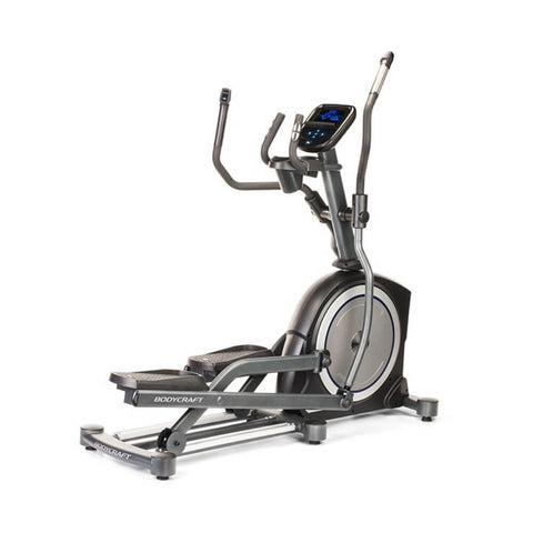 Image of BodyCraft ECT400G Elliptical Cross Trainer Rear Angle