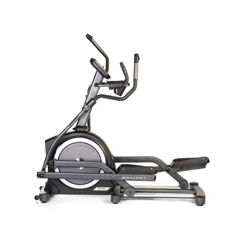 BodyCraft ECT400G Elliptical Cross Trainer Side View