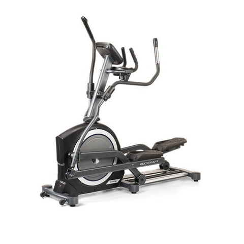 BodyCraft ECT500G Elliptical Cross Trainer Front Angle