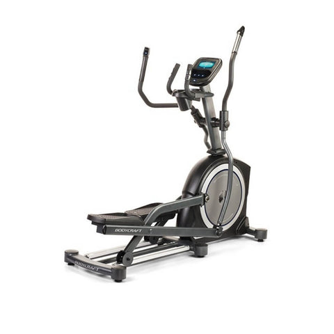 Image of BodyCraft ECT500G Elliptical Cross Trainer Rear Angle