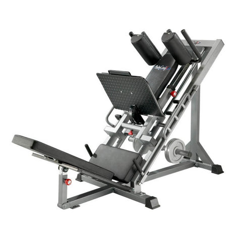 BodyCraft F660 Leg Press Hack Squat Combo
