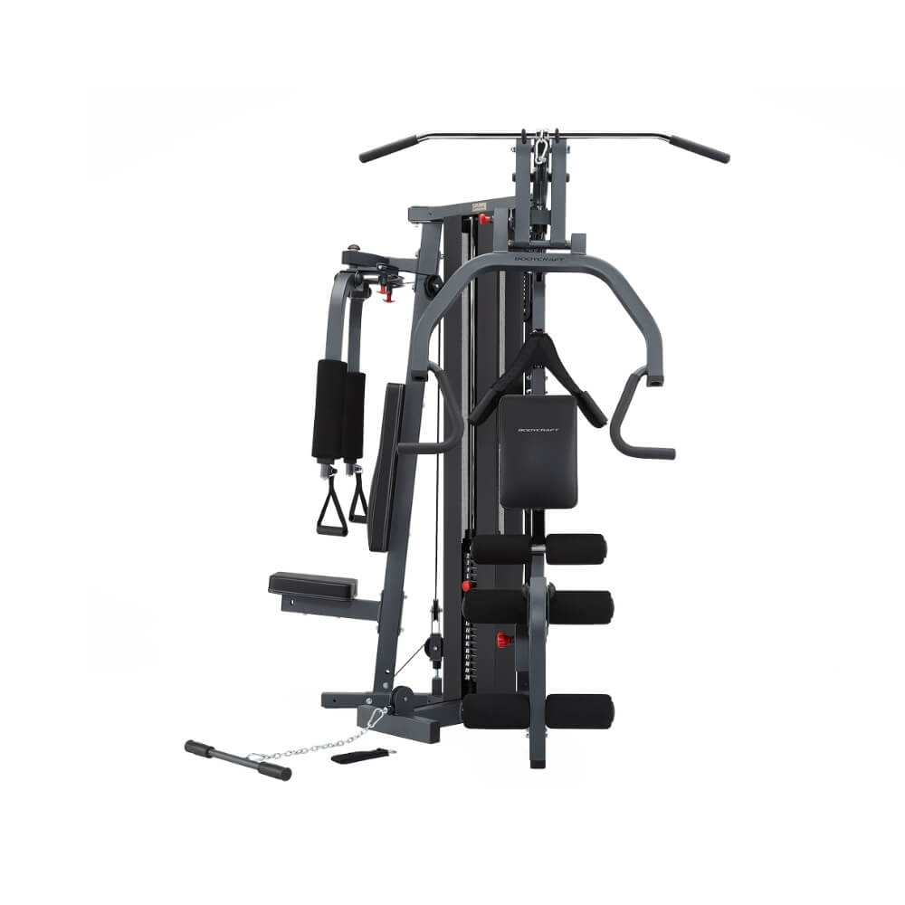 BodyCraft Galena Pro Single Stack Strength Training System Lat Pull