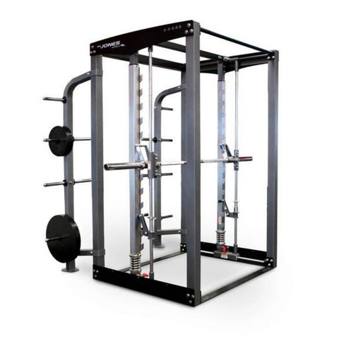 BodyCraft Jones-PR Plate Storage Full