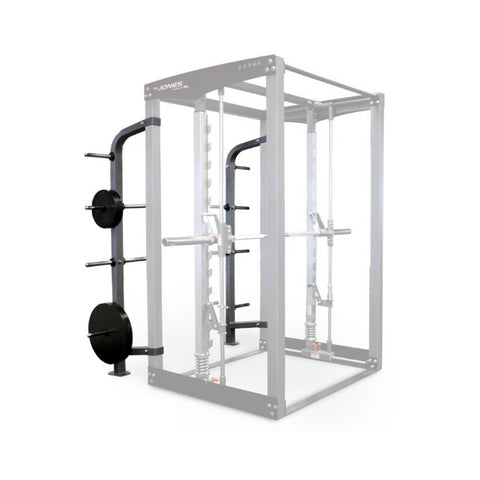BodyCraft Jones-PR Plate Storage
