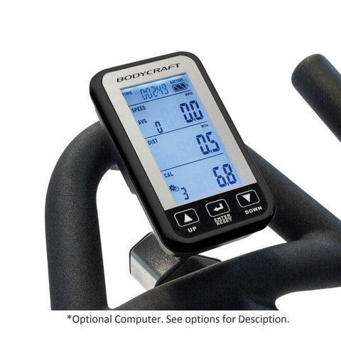 Image of BodyCraft SPT-Mag Indoor Club Group Cycle Optional Computer