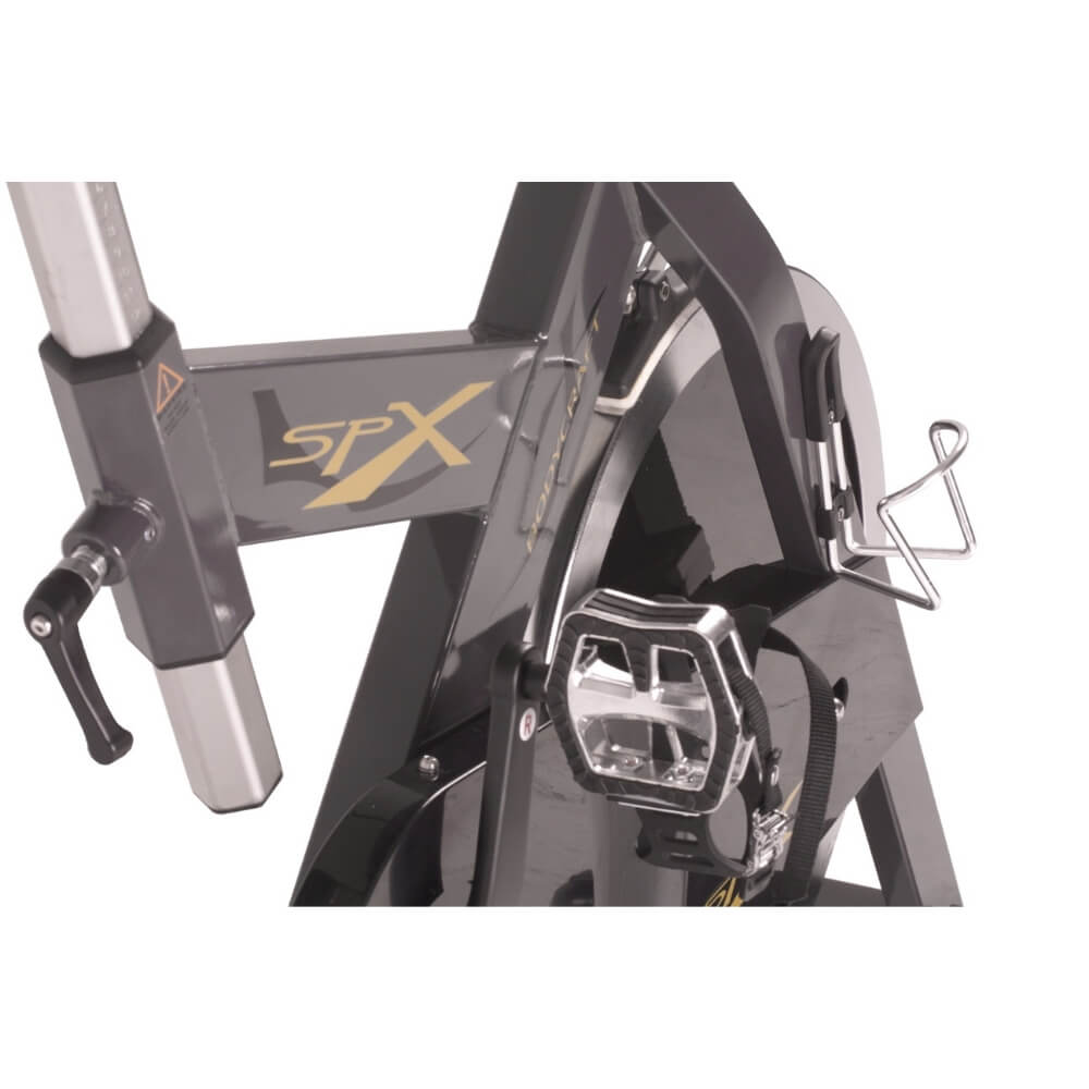 BodyCraft SPX Indoor Training Cycle Angled