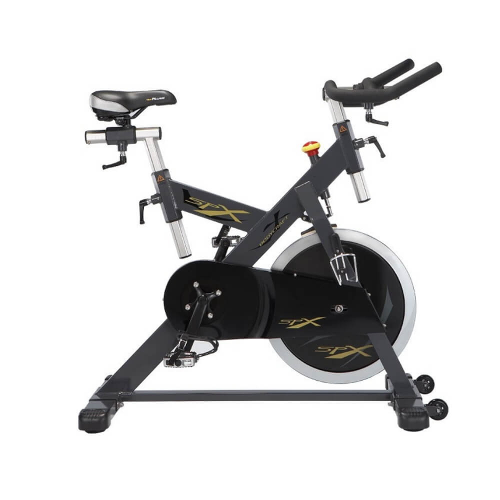 BodyCraft SPX Indoor Training Cycle Side