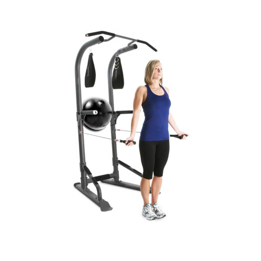 BodyCraft T3 Total Training Tower Bicep Curl
