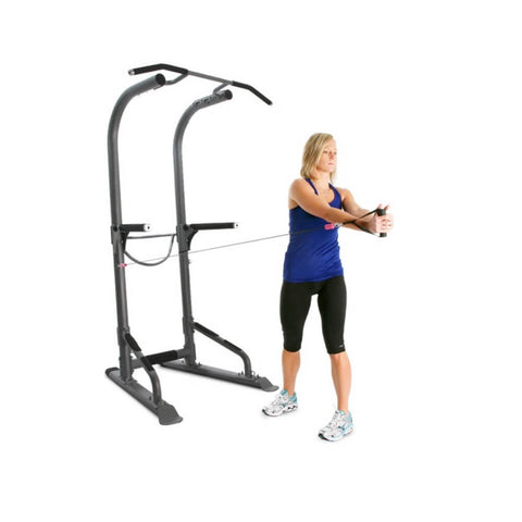 BodyCraft T3 Total Training Tower Core Rotation