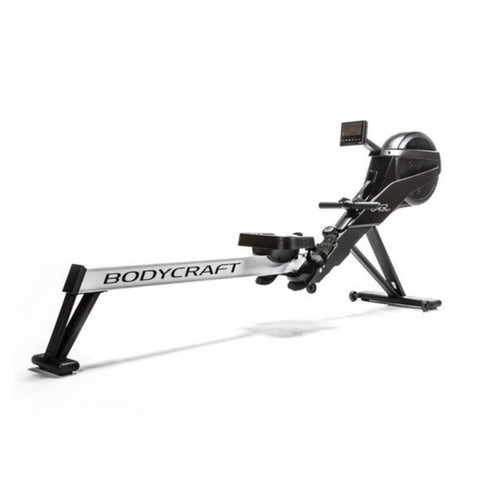 BodyCraft VR400 Pro Commercial Rower Right Side Angle