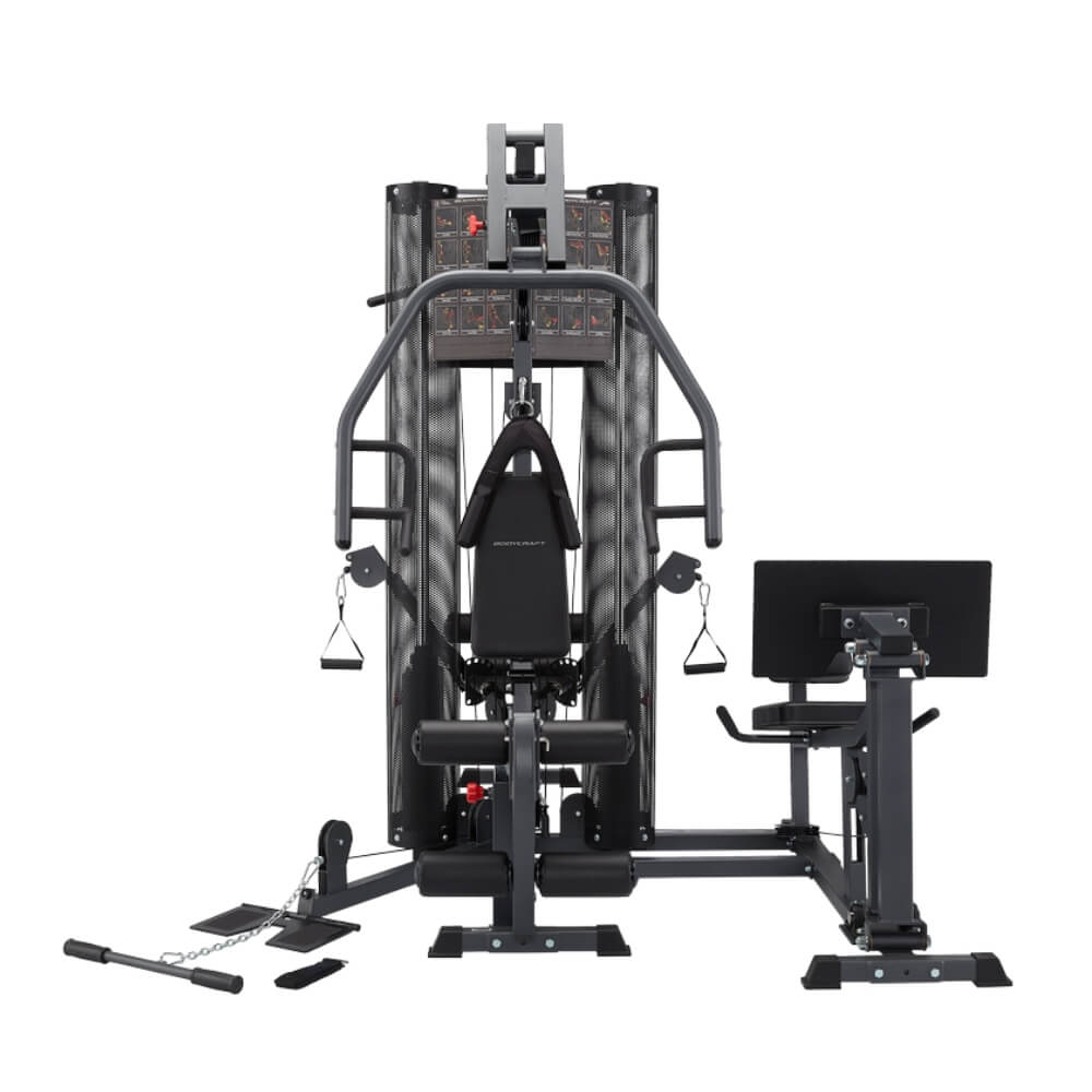BodyCraft X2 Strength Training System Front