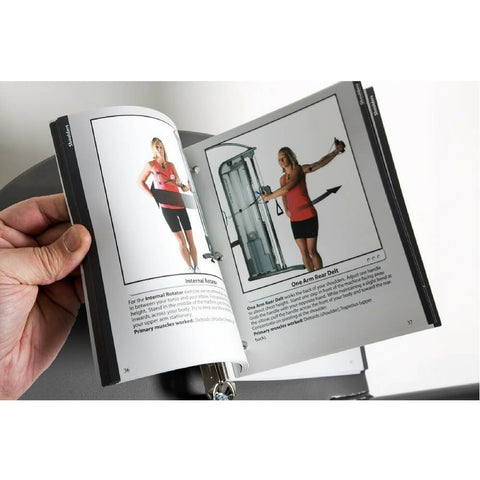 Image of BodyCraft HFT Functional Trainer - Exercise Book