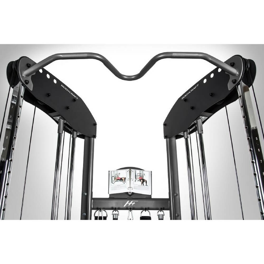BodyCraft HFT Functional Trainer - Integrate Pull Up Bar