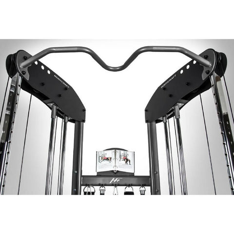 Image of BodyCraft HFT Functional Trainer - Integrate Pull Up Bar