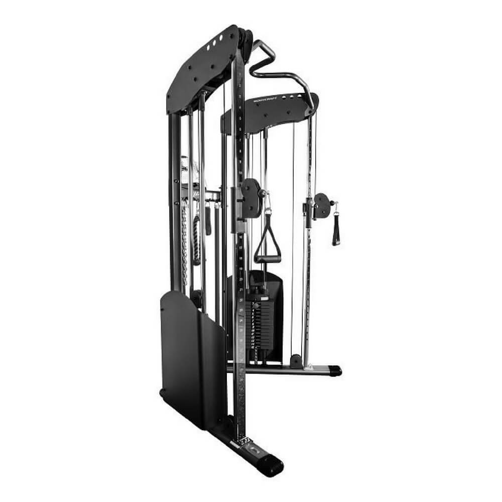 BodyCraft HFT Functional Trainer - Side View