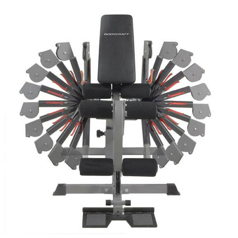 BodyCraft XPress Pro Single Stack Gym XPressP