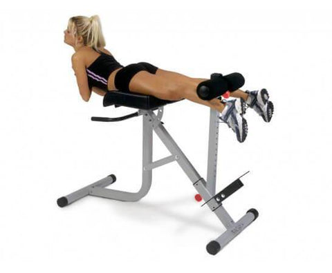 Image of BodyCraft F670 Adjustable Hyper Extension/Oblique/Ab Roman Chair