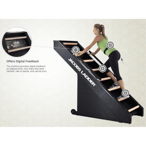 Image of Jacobs Ladder Continuous Cardio Exercise Machine JL