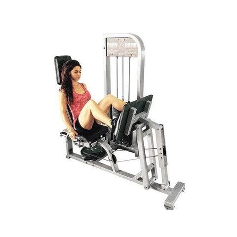 Muscle D Fitness Dual Action Leg Press Calf Raise Combo MDD-1009