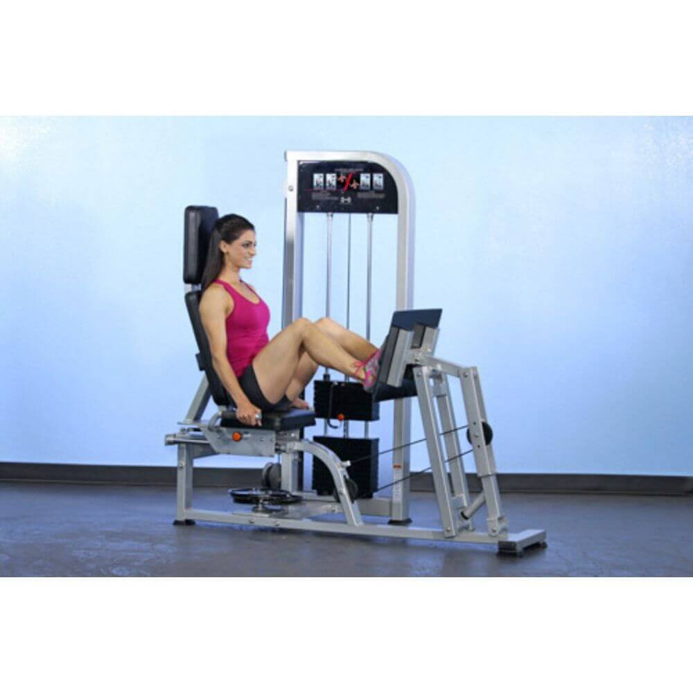 Muscle D Fitness MDD-1009 Dual Action Leg Press Calf Raise Combo Hero