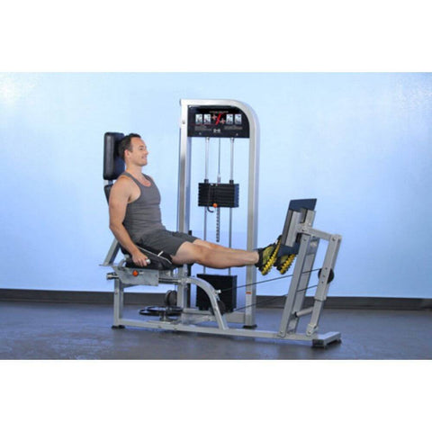 Image of Muscle D MDD-1009 Dual Action Leg Press Calf Raise Combo