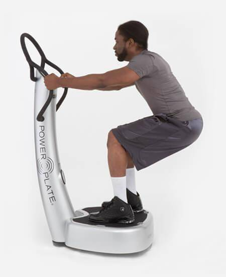 Power Plate my5 Vibration Trainer 71-M5L-3100