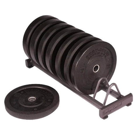 Image of Body-Solid USA Premium Bumper Plates OBPH