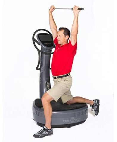 Power Plate pro7 Vibration Trainer 71-PR7-3150
