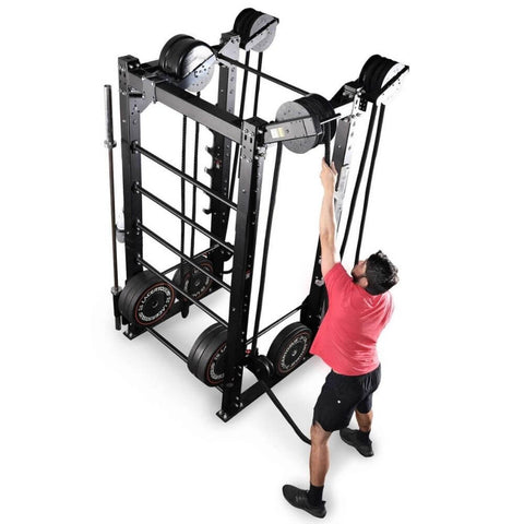 Ropeflex RX2100 OX2 Rack Mount Rope Trainer