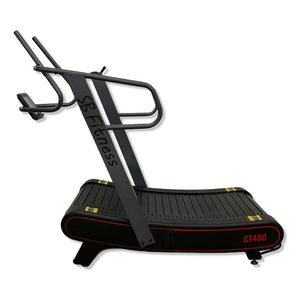 SB Fitness CT400 Curved Treadmill