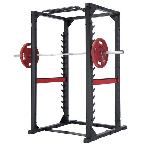 Steelflex CLPR380 Club Line Power Rack with Monkey Bar Pull Up