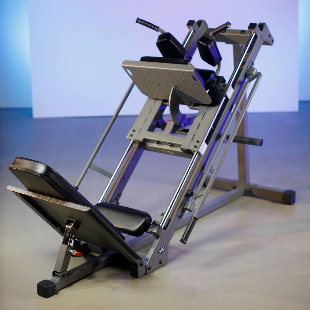 XMark Fitness Seated Leg Press and Hack Squat XM-7616