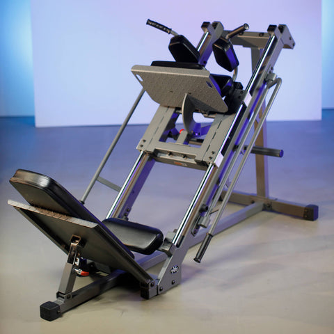 Image of XMark Fitness Seated Leg Press and Hack Squat XM-7616