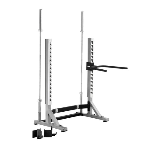 York Barbell STS Collegiate Squat Rack