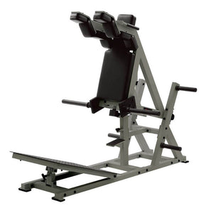York Barbell STS Power Front Squat 55036 Silver