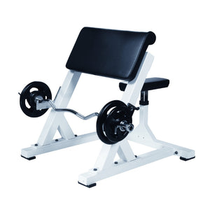 York Barbell STS Preacher Curl Bench 54031 55031