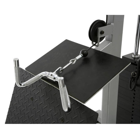 Image of York Barbell STS Seated Low Row Handle Grip